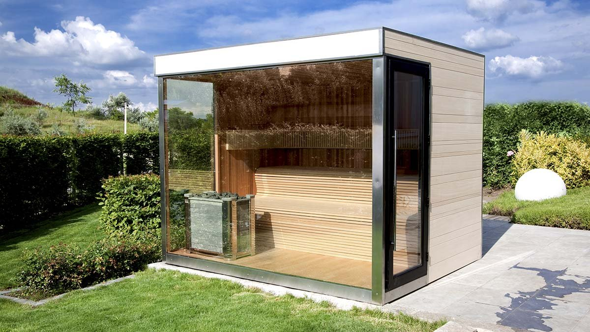 Saunas de exterior
